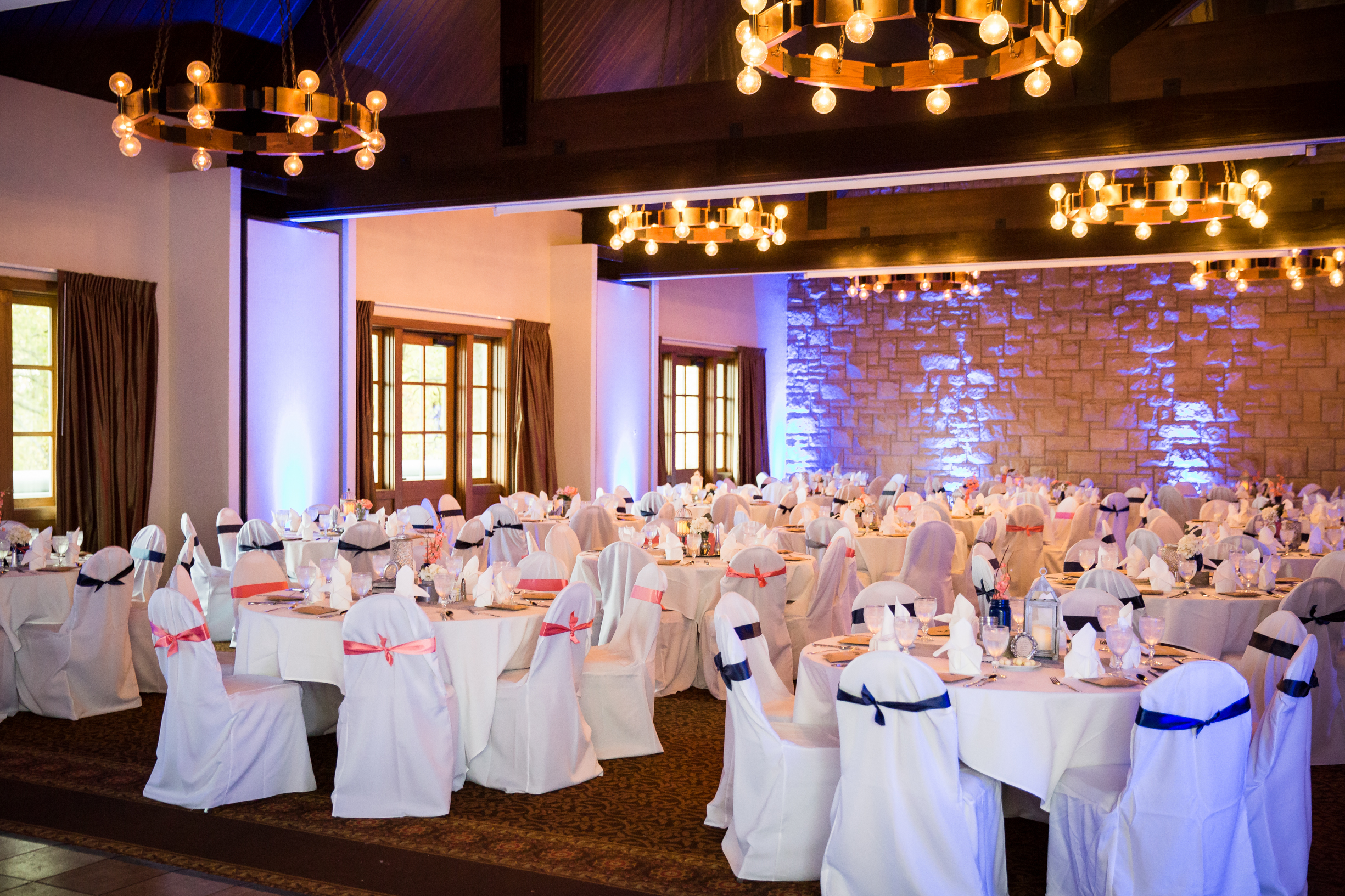 Pere marquette lodge wedding pictures